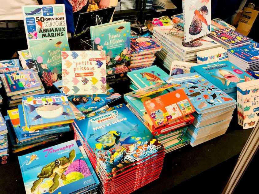 5 livres sur les océans à offrir aux enfants