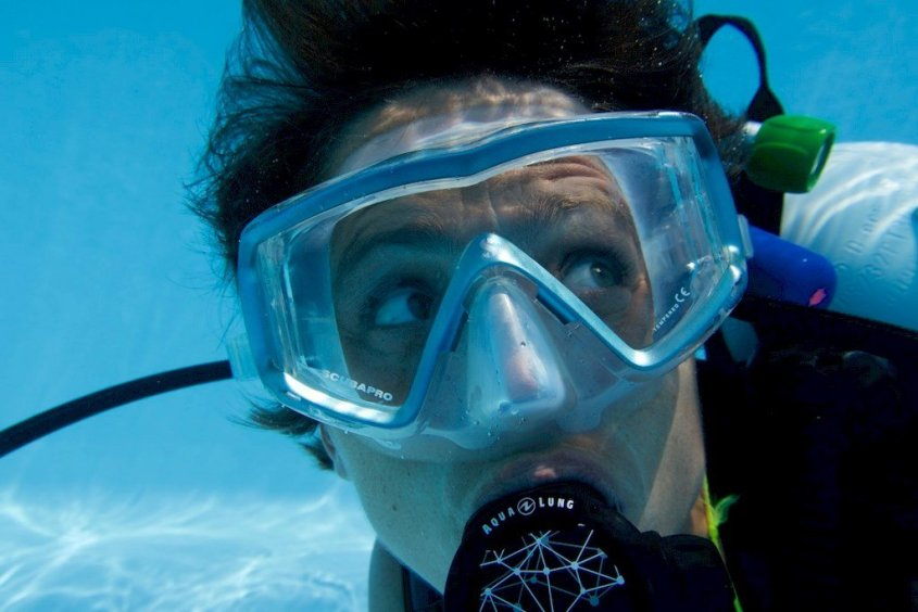 Toutes ces choses qui font peur aux plongeurs