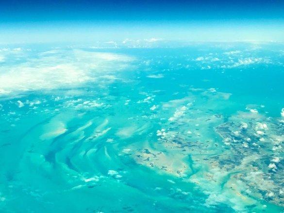 Le Bahamas vu du ciel seront le lieu de la prochaine édition du Sabbatical organisé par la plateforme Airbnb