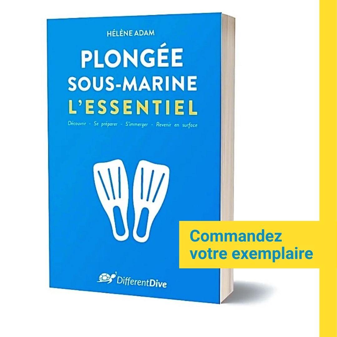 Le livre Plongée sous-marine L'Essentiel Different Dive.