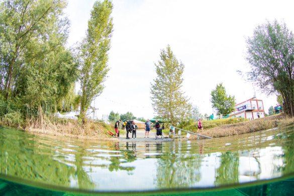 La plongée associative nécessite des bénévoles comme ces plongeurs.