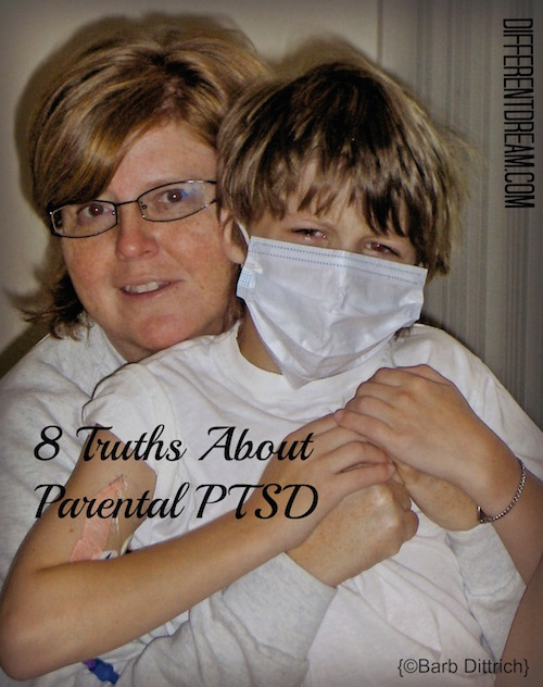 PTSD in parents of kids with special needs