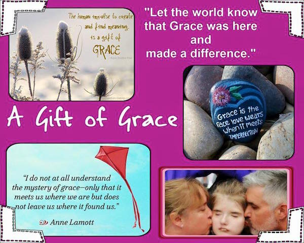 A Gift of Grace: Paying It Forward