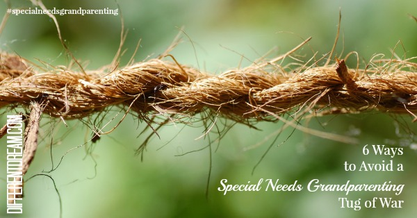 The Special Needs Grandparenting Tug of War