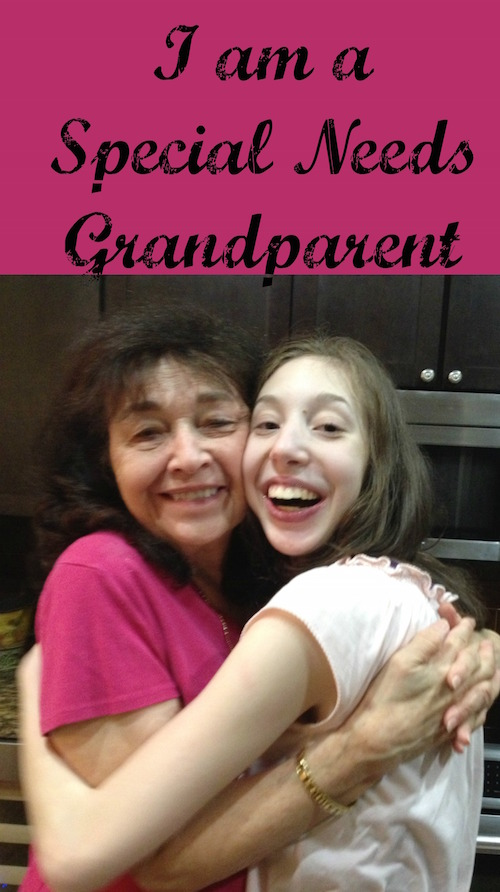 What's It Like to Be a Special Needs Grandparent?