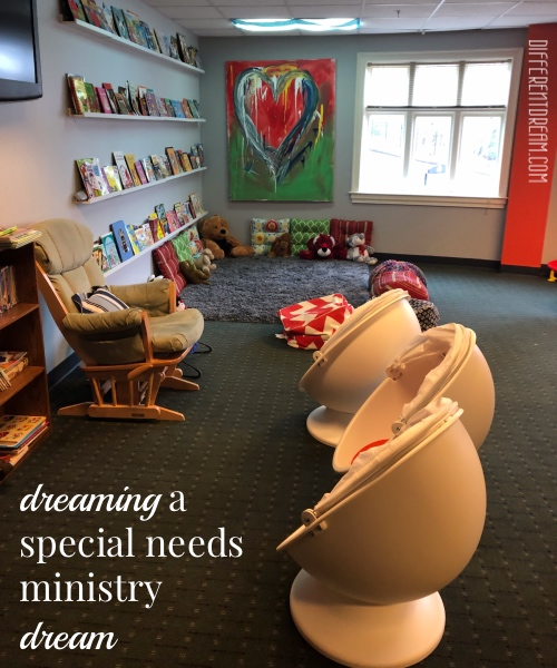 Do you have a special needs ministry dream for your church? Guest blogger Marnie Witters has ideas about how to start realizing that dream.