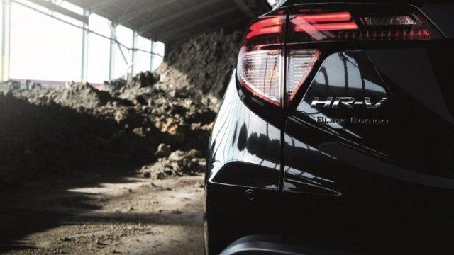 Honda Black Edition