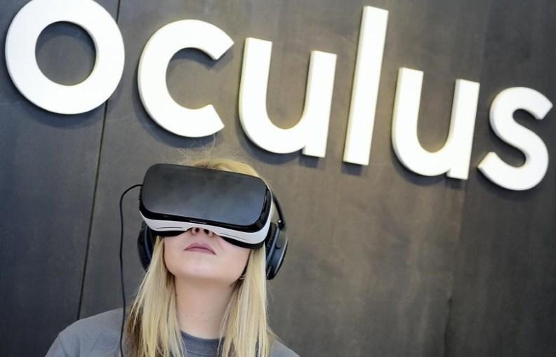 Oculus VR cancer detected