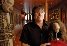 Of Shrunken Heads & Egyptian Mummies-An Ode to Collector & Bon Vivant Bill Jamieson