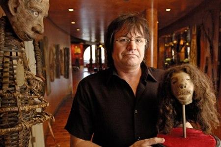 Of Shrunken Heads & Egyptian Mummies-An Ode to Collector & Bon Vivant Bill Jamieson