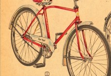A Collection of Lasts: Biking