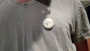 Beatles button