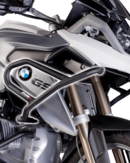 Defensas Superiores BMW R1200GS LC (2013) Puig Color Negro - Ref 6814N
