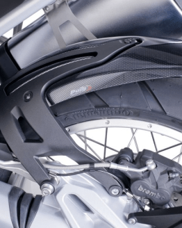 Guardabarros Trasero BMW R1200GS LC (2013 - 2017 ) Puig Color Símil Carbono - Ref. 6352C