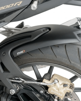 Guardabarros Trasero BMW R1200R (2015 - 2017) Puig Color Negro - Ref. 7682J
