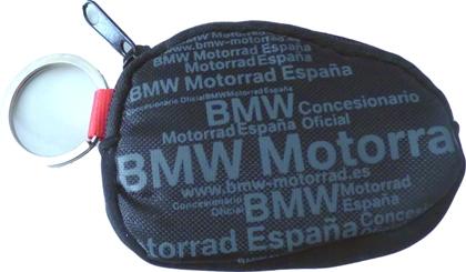 Llavero bolsa BMW