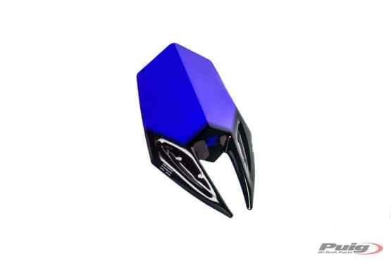 Cúpula Naked Sport KAWASAKI Z800 (2013-2017) Puig Color Ahumado azul . Ref. 6401A
