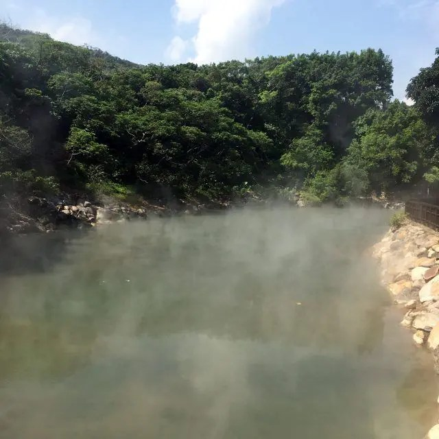Beitou Thermal Valley is one of the top things to do in Taipei