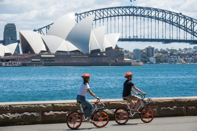 Mobike is the latest in the Sydney bike share schemes but how to they compare to obike, ofo, reddy go and earthbike?