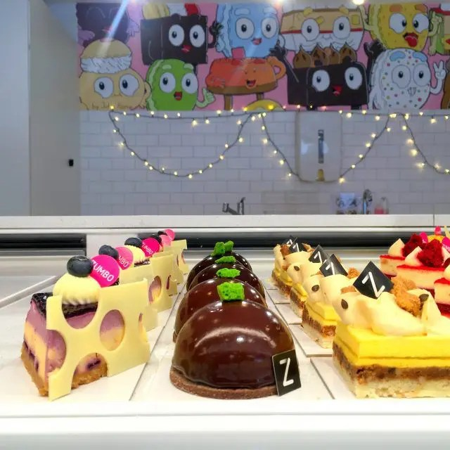 Trying a cake from Zumbo is one of the top fun things to do in Circular Quay