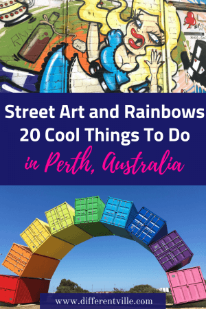Planninga trip to Perth, Australia. Then check out our guide to 20 of the most fun things to do in Perth. There's animals, art and gin - what more do you want? #perth #thingstodoinperth