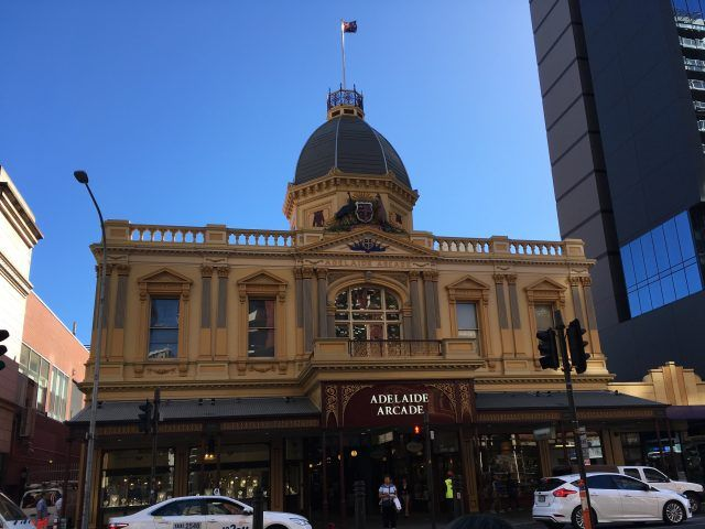Adelaide Arcade is said to be haunted by a headless ghost - would you add ghost hunting to your list of unusual things to do in Adelaide?