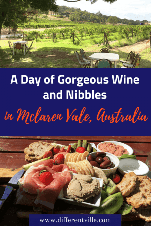 McLaren Vale near Adelaide is one of South Australia's most beautiful wine regions - and the Trailhopper wine tour bus is a great way to get round. Here's why we think it's the best way to see McLaren Vale. #mclarenvale #winetours #adelaide