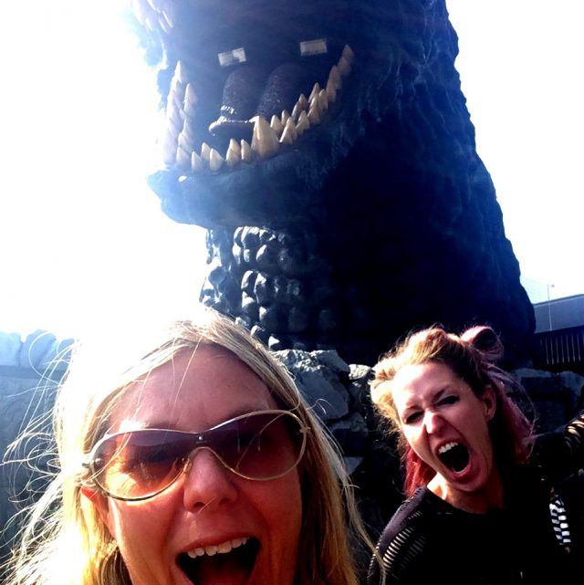 The 8th floor of the Shinjuku Gracery Hotel in Tokyo is home to a giant roaring Godzilla head - here's how to visit it (without booking a room).