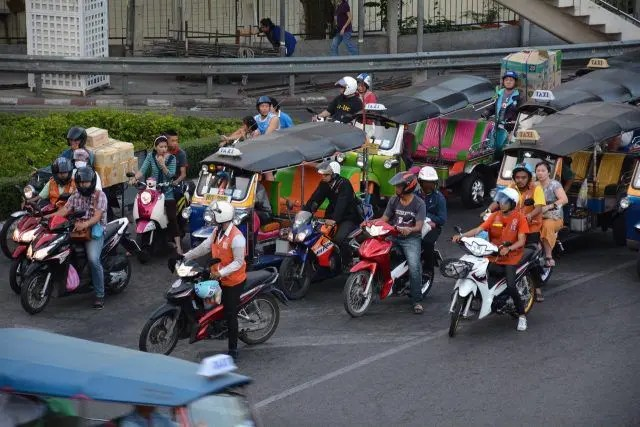 Traffic in Bangkok can be terrible. Here's the alternative ways of getting around Bangkok