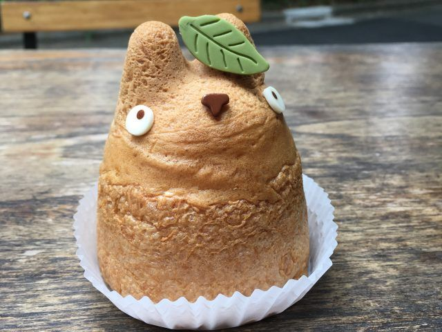 Eating a Totoro Cream Puff has to be one of the cutest things to do in Tokyo. Here's where to find them.