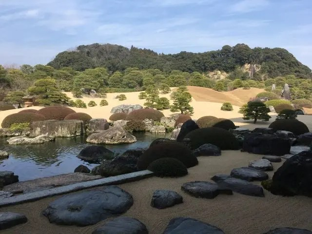 The gardens at the Adachi Museum of Art in Japan have been voted the most beautiful Japanese gardens in the world, 16 years running.