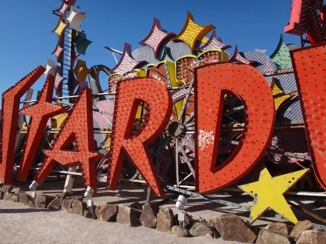 Art in Las Vegas doesn't have to mean sculpture and paintings, visit the Neon Museum to check out all the signs of days gone by.