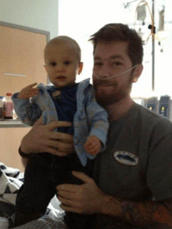 Tucker: Cystic Fibrosis Fighter and Friend to Babies