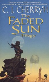 The most recent trilogy by C. J. Cherryh that I finished. It was excellent.
