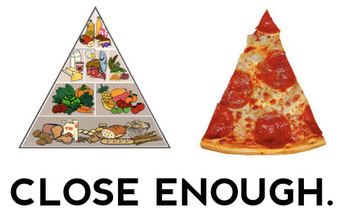 2013-06-05 Close Enough Food Pyramid