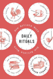 2013-06-05 Daily Rituals