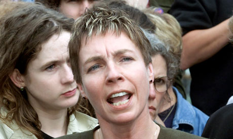 Ann Furedi, who argues that English law already allows sex-selective abortion.