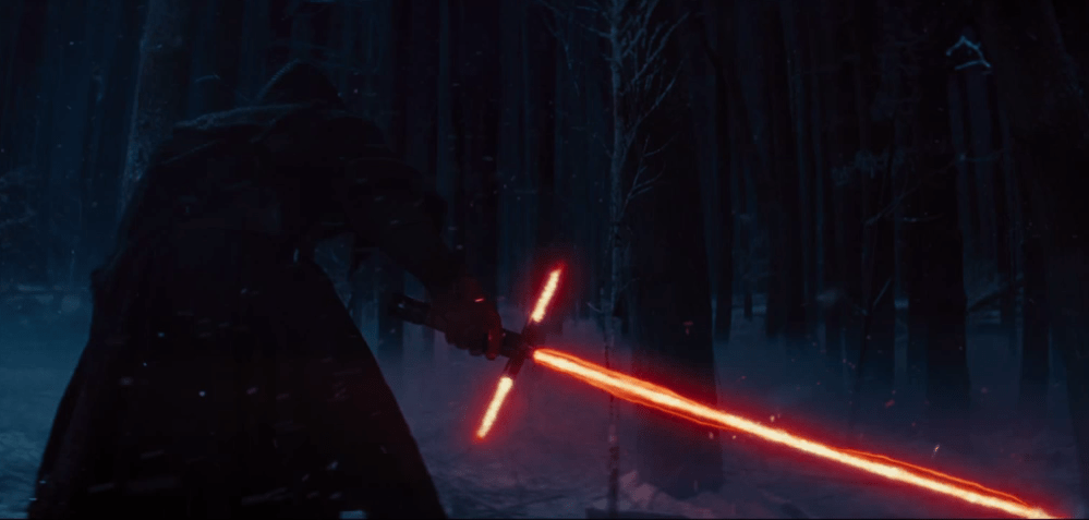 Force Awakens Trailer and Lightsaber Crossguards: I am Dissappoint (1/5)