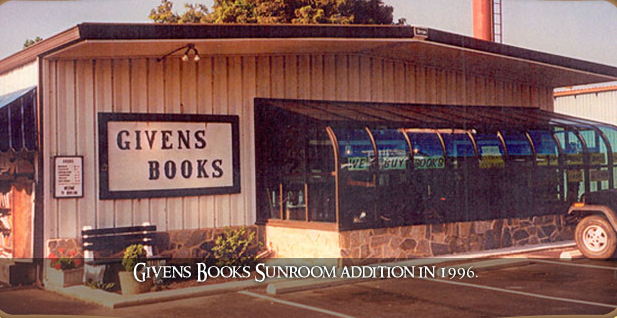 My father's father's bookstore, the place I miss most in the world.