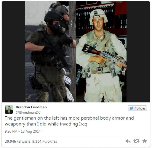 935 - Police Militarization