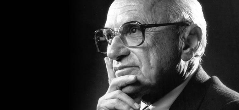 864 - Milton Friedman