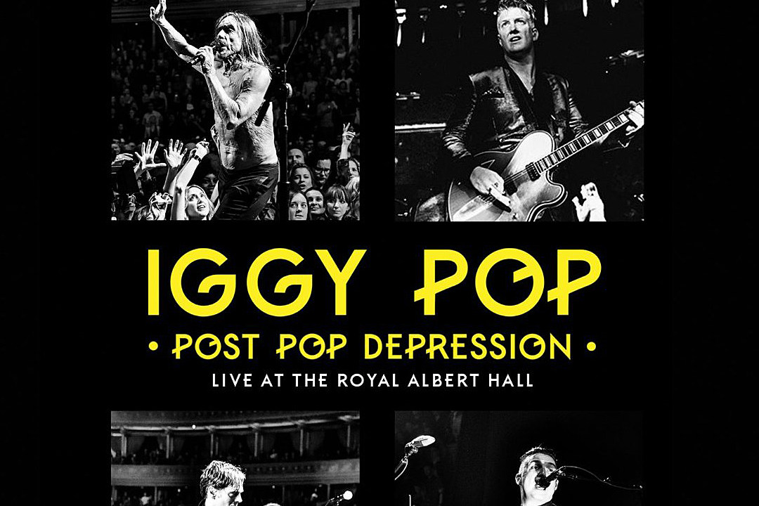Iggy Pop Post Pop Depression Live