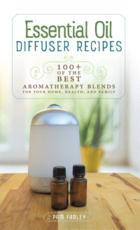 Essential Oil Diffuser Recipes Book