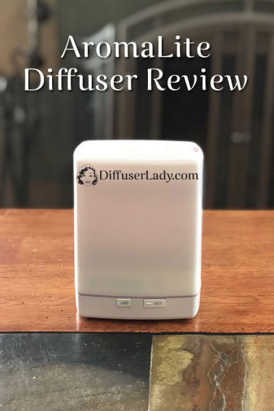 Aroma Lite Diffuser Review Creature Comforts diffuser review Diffuser Lady gives you honest essential oil diffuser reviews for every kind of diffuser for every room in your home.