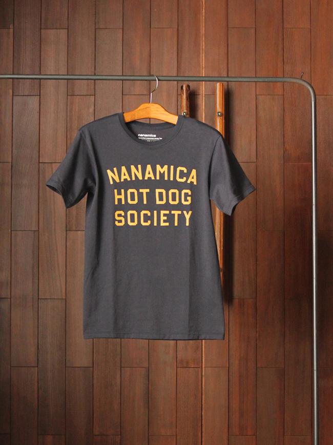 nanamicaLoopwheelCOOLMAXGraphicTeeNAVY