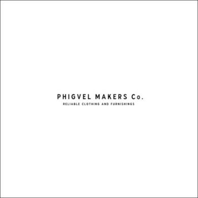 PHIGVEL MAKERS & Co. 2018 SPRING&SUMMER   2018.02.23. Delivery Item.