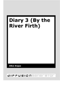 Diary 3 (By the River Firth)