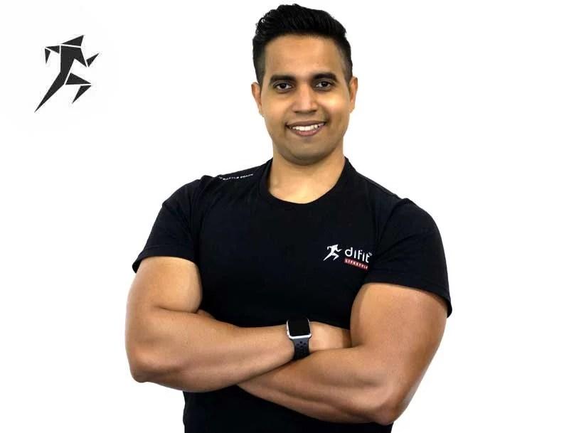 shihab personal trainer dubai
