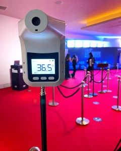 Infrared Thermometer Stand Rental