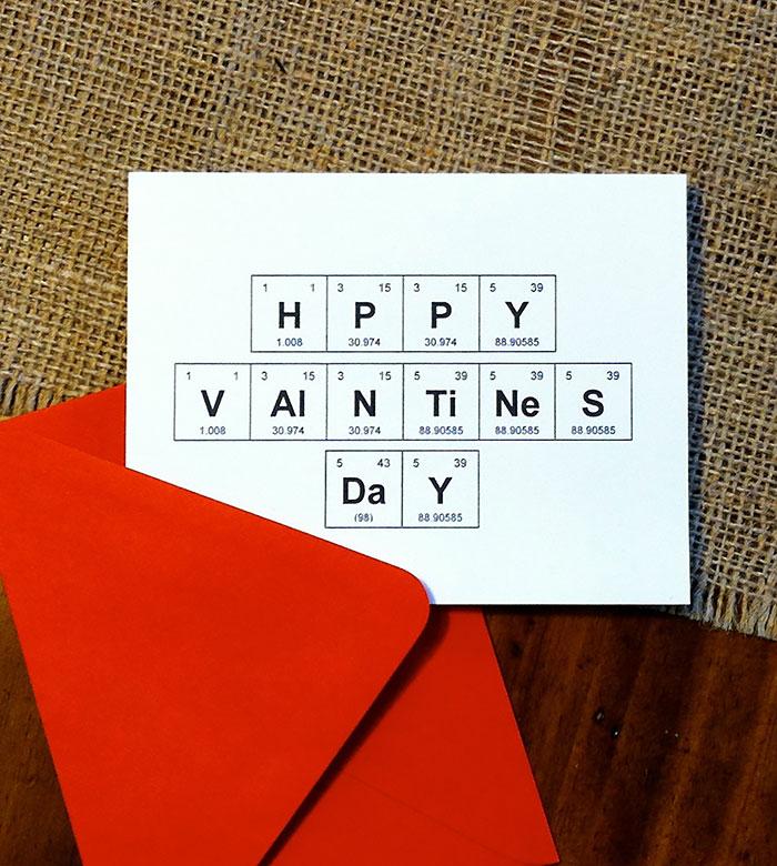 22 Tarjetas De San Valentn Para Personas Un Poco